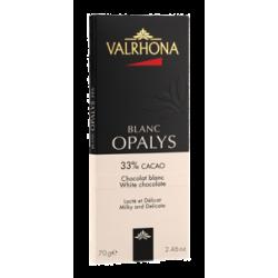 Opalys blanc Vit 33% 70 gr kaka 10-pack