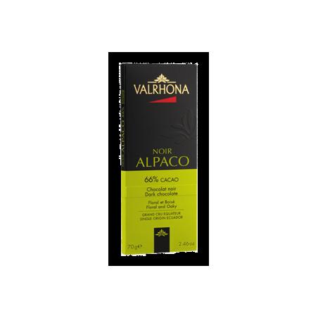 Alpaco 66%  70 gr kaka