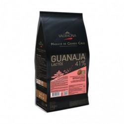 Guanaja Lactee 41% 3kg Pellets