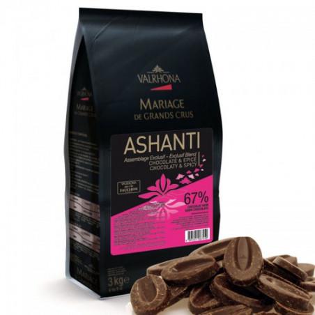 Ashanti 67% 400 gram