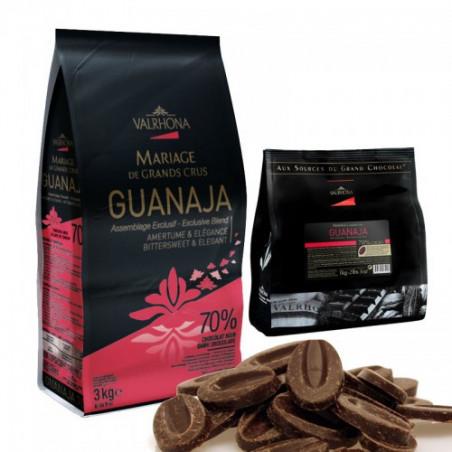 Guanaja 70% 3000g pellets