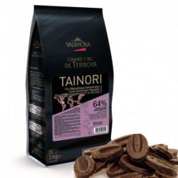 Taïnori 64% 400 gram pellets
