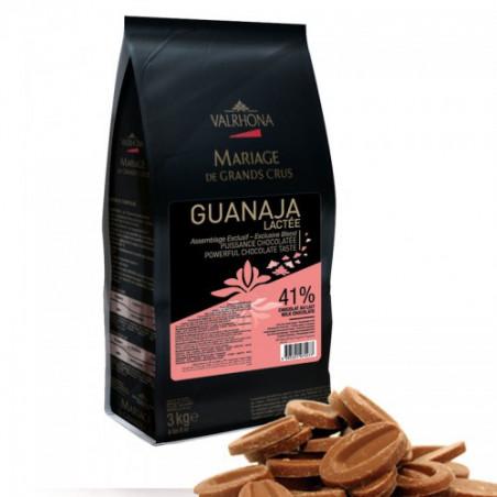 Guanaja Lactee 41% 400gr