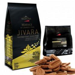 Jivara Lactée 40% 3000g pellets