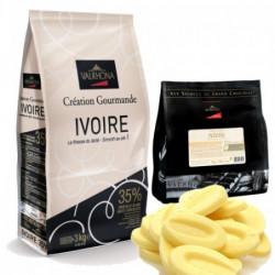 Ivoire vit choklad 35%