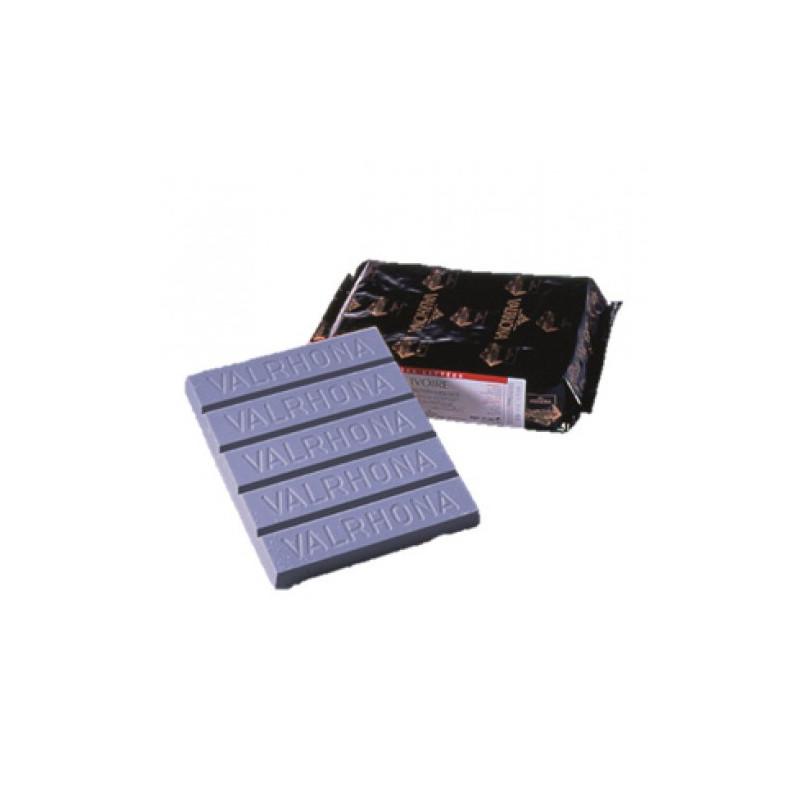 Dekormassa Blå 35% 200g block